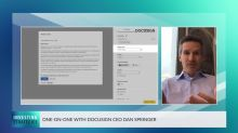DocuSign CEO On Growth Drivers In Remote Working Environment