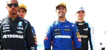 Ricciardo's huge admission after McLaren debut