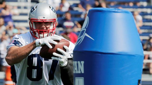 Fantasy Football Live: What exactly is Gronk's value?