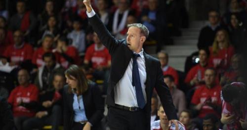 Basket - Pro A - SIG - Vincent Collet (Strasbourg): «On s'est battus»