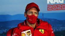 Vettel confirms Racing Point talks