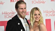 Kaley Cuoco confirms she's finally moving in with husband of two years