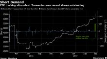 ETF Investors Are Ditching Corporate Credit for Treasury Bonds