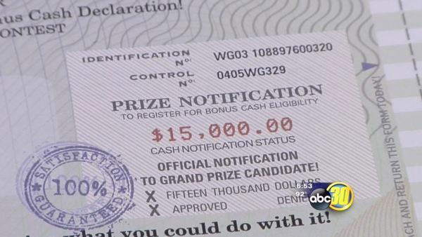 Safe from Scams: Foreign lottery scheme