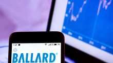 Ballard shares drop 20%; CEO says hydrogen adoption still in early days