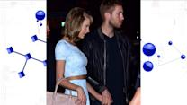 Taylor Swift and Calvin Harris Step Out for NYC Date Night