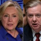 Hillary Clinton Hits Donald Trump Devotee Lindsey Graham With 'Brain Snatch' Dig