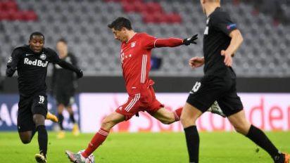 Foot - C1 - Vainqueur de Salzbourg, le Bayern Munich qualifié pour les huitièmes de finale de la Ligue des champions