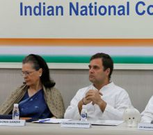 0757cadeebe6 India s battered Congress party closes ranks after election setback