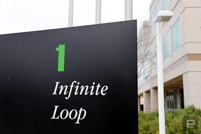 We're live from Apple's 'Loop You In' event!
