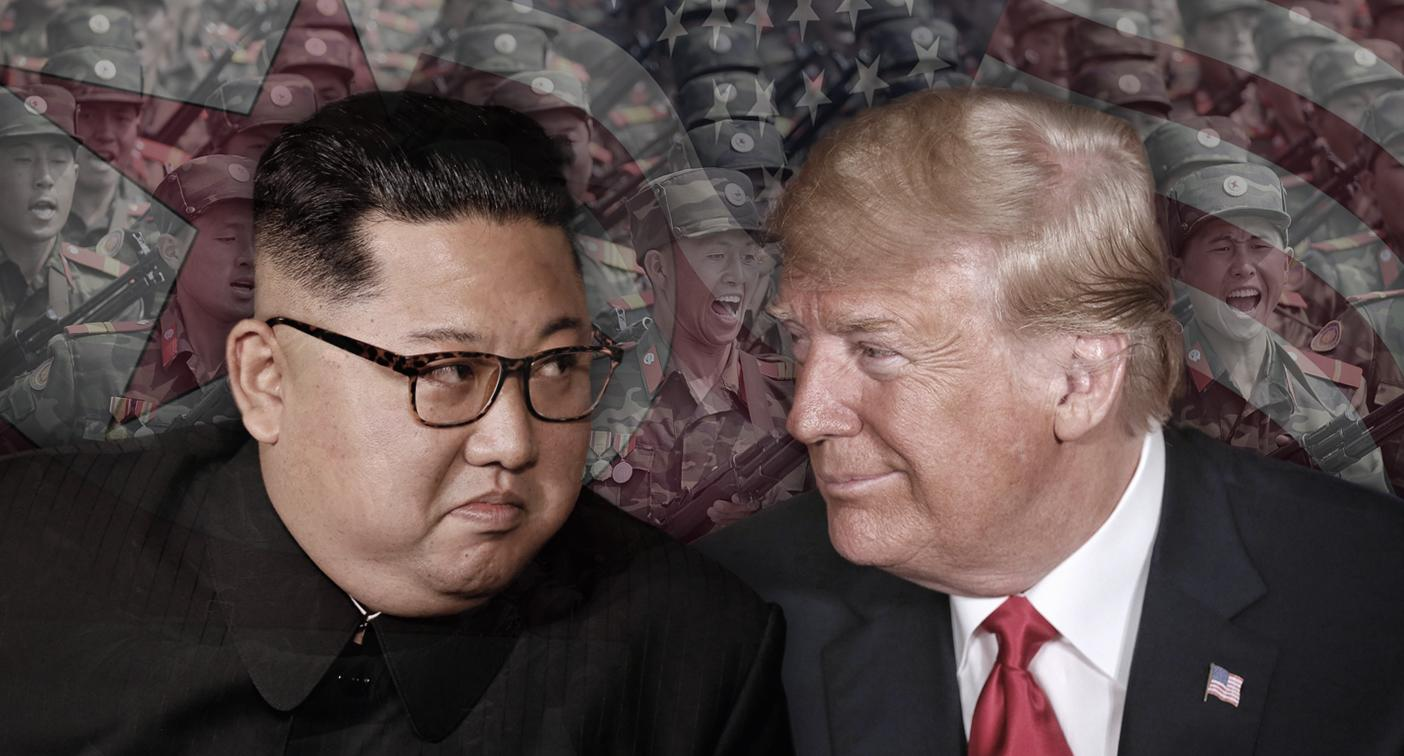 Trump on Kim Hes a funny guy and other summit quotes