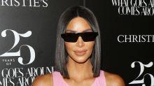 Kim Kardashian Posts Throwback Photo of Her Favorite 7th-Grade Lipstick