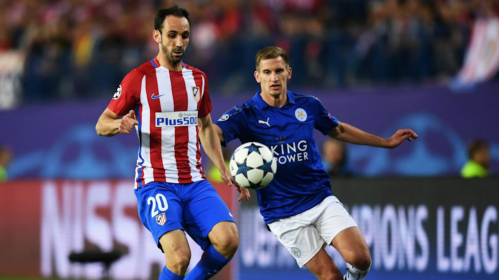 Juanfran thigh injury leaves Atletico anxious