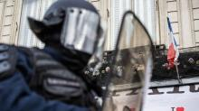 Paris police prepare for planned protests