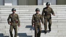 US friends meet on N.Korea but China absence looms