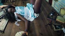 The 2018 Pirelli calendar drives change in the fashion industry with an all-black cast
