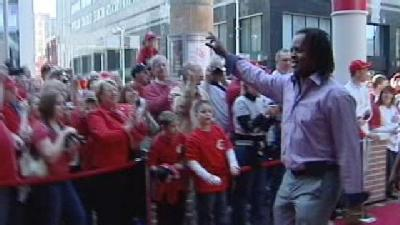Reds Hit Stage To Raise Money For Charity