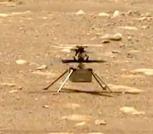 Watch NASA attempt history with test flight of remote-control Mars helicopter Ingenuity