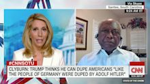 James Clyburn: Trump doesn't plan to 'give up the office'