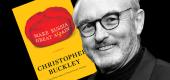 "Christopher Buckley and his new novel, ""Make Russia Great Again."" (Yahoo News illustration)"