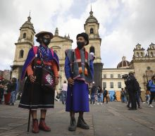 Indigenous groups demand meeting with Colombia's president