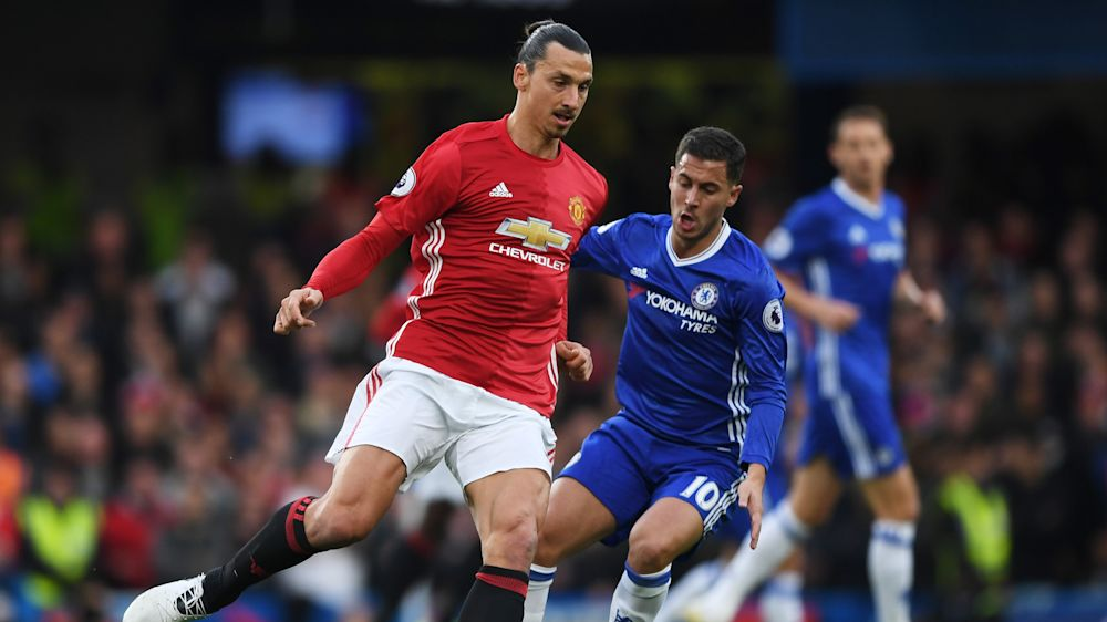 Spieler des Jahres: Hazard und Ibrahimovic unter EPL-Kandidaten