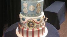 Trump's baker addresses cake plagiarism accusations