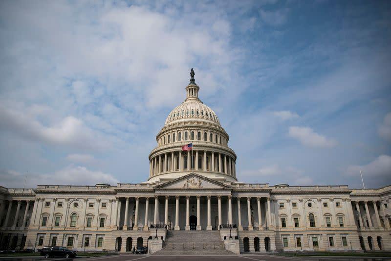 U.S. Senate starts debate on funding bill to avert government shutdown