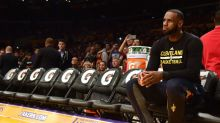 LeBron James reminds us that it 'sucks' to sit games, but 'certain guys need rest'