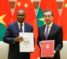China wins back Burkina Faso, urges Taiwan's last African ally to follow