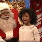'SNL': Kids Put Santa on the Spot by Asking About Al Franken and Roy Moore (Video)
