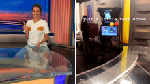 Inside rehearsals ahead of the new-look Today show