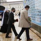 U.S. stands by Ukraine against 'reckless' Russian actions - Blinken