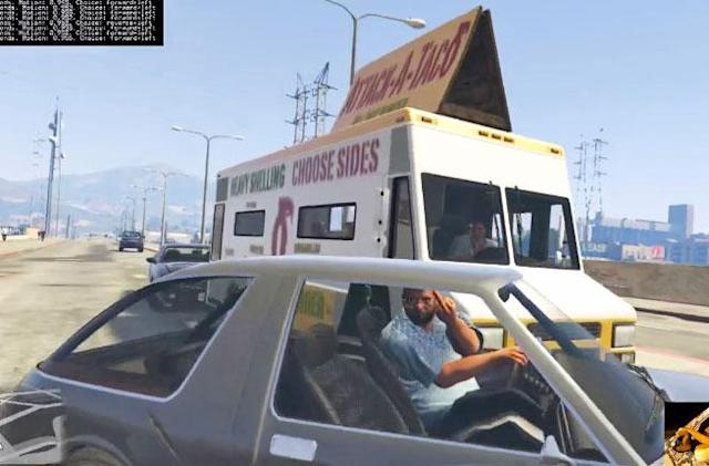 Watch an AI teach itself to drive in 'GTA V' on Twitch