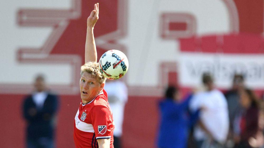 MLS: Schweinsteiger muss erste Niederlage einstecken
