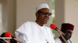 Main ethnic group in Nigeria's Delta wants Buhari involved in peace talks