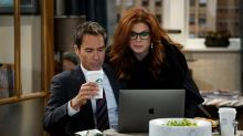 Debra Messing on 'Will & Grace' return: 'If not for the presidential campaign, we would not be here right now'