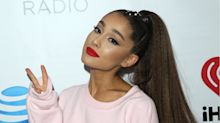 Ariana Grande Has Been Wearing What Looks Like An Engagement Ring