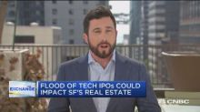 Tech IPOs could impact San Francisco real estate, here's why