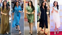 Is Meghan Markle's favorite fashion trend the shirtdress? Wear her 'incredibly flattering' look for under $100