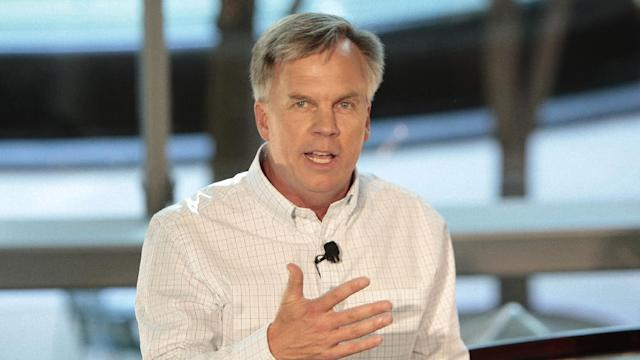 J.C. Penney CEO Ron Johnson's Pay Slashed 97%