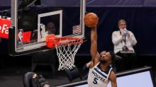 NBA suspends Minnesota G Malik Beasley 12 games