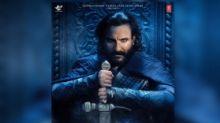 Saif Ali Khan Looks Fierce in New Poster From 'Tanhaji'