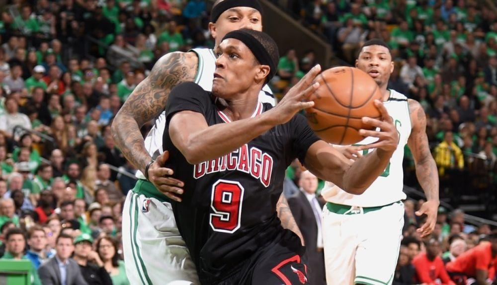 NBA: Rondo prend une grosse amende pour... un simple croche-pied contre les Celtics