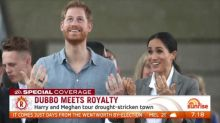Royal tour day three preview