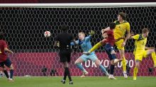 Resilient Olyroos undone by Spain at Games