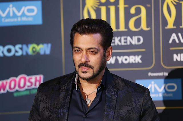 Bollywood star Salman Khan is coming to Amazon Prime Video