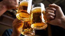 U.S. sailors and marines invade Iceland's bars