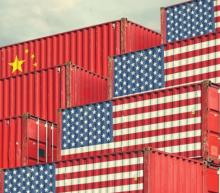 Stocks slip on US-China trade concerns