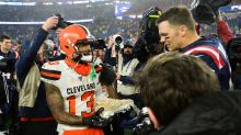 Fans drag Baker Mayfield after Odell Beckham Jr. gifts cleats to Tom Brady
